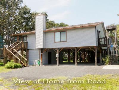 Edisto Island Single Family Home For Sale: 3008 White Cap Street