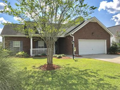 Summerville Single Family Home For Sale: 164 Cableswynd Way