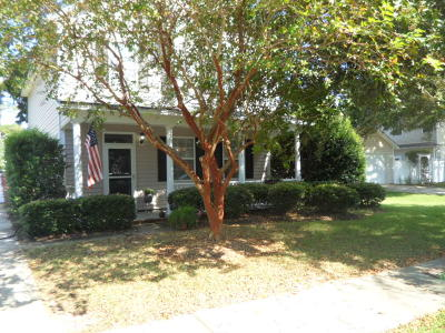 Charleston Single Family Home For Sale: 1505 Swamp Fox Lane