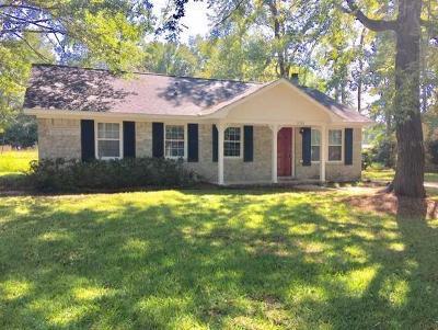 North Charleston Single Family Home For Sale: 7762 Ginger Lane