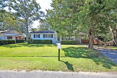 Single Family Home For Sale: 1105 San Juan Avenue