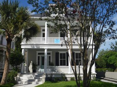 Charleston Single Family Home For Sale: 4 Kenilworth Avenue