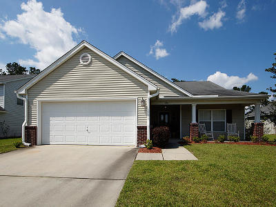 Goose Creek Single Family Home For Sale: 206 Waterbrook Drive
