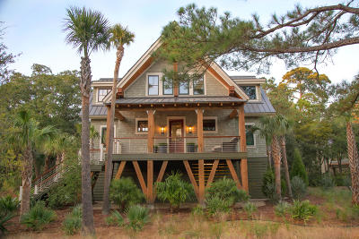 Kiawah Island Single Family Home For Sale: 119 Halona Lane