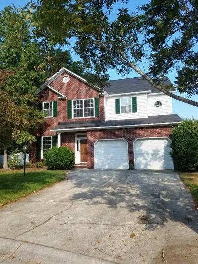 Charleston Single Family Home Contingent: 102 Birkdale Court
