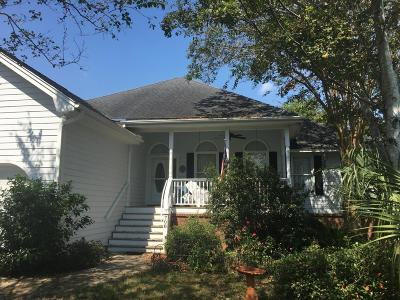 Mount Pleasant Single Family Home For Sale: 708 Gate Post Drive