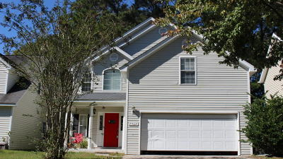 North Charleston Single Family Home For Sale: 7968 Riverbirch