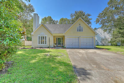 Charleston Single Family Home For Sale: 2737 Garden Creek Road