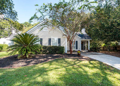 Mount Pleasant Single Family Home Contingent: 2516 Palmetto Hall Blvd