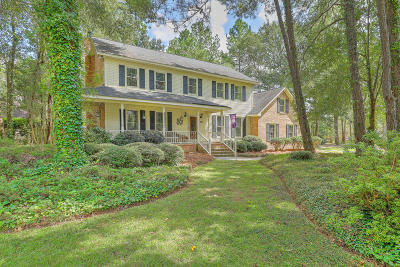 Summerville Single Family Home For Sale: 101 Delaney Circle