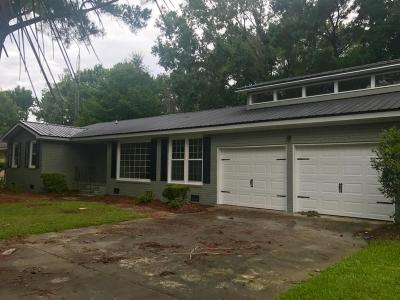 Goose Creek Single Family Home Contingent: 94 Saint James Boulevard