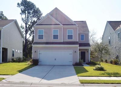 Moncks Corner Single Family Home For Sale: 410 Rockville Road
