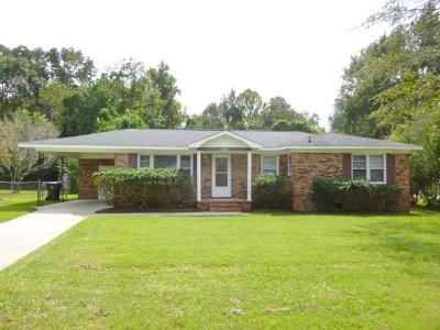 Ladson Single Family Home For Sale: 296 Oxford Road