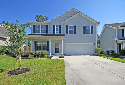 North Charleston Single Family Home Contingent: 2432 Thoreau Street