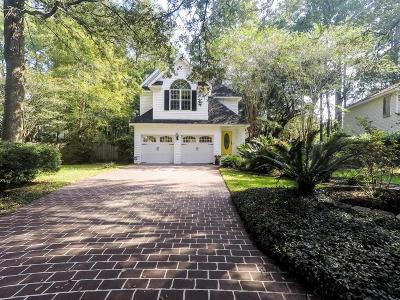 Charleston Single Family Home Contingent: 4 Latham Circle