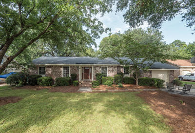 Mount Pleasant Single Family Home For Sale: 908 Searle Court