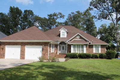 Single Family Home For Sale: 36 Plantation Drive