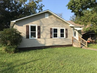 Single Family Home For Sale: 2705 Decatur Street