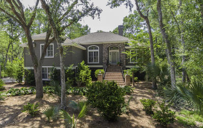 Seabrook Island Single Family Home Contingent: 2533 Pelican Perch