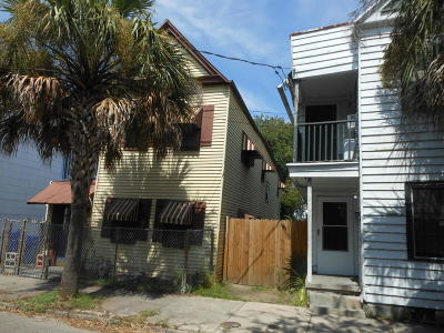 Charleston Single Family Home Contingent: 22 Bogard Street