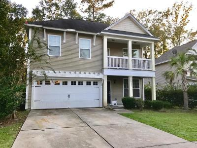 North Charleston Single Family Home For Sale: 8481 Athens Way