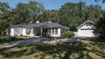 Mount Pleasant Single Family Home For Sale: 1050 Cliffwood Drive
