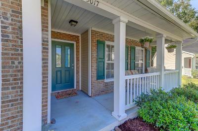 Single Family Home For Sale: 5017 Basnett Drive