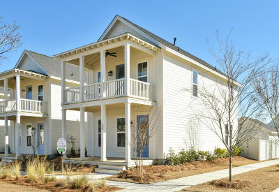 Summerville Single Family Home For Sale: 100 Clear Bend Lane