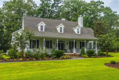 Summerville Single Family Home For Sale: 120 Boyle Way