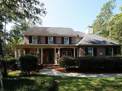Dorchester County Single Family Home Contingent: 121 Coltsgate Court
