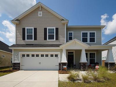 Moncks Corner Single Family Home For Sale: 591 Crossland Drive