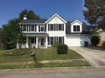 Goose Creek Single Family Home For Sale: 103 Retriever Ln