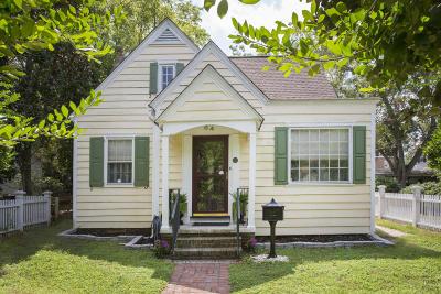 Single Family Home For Sale: 137 Beaufain Street