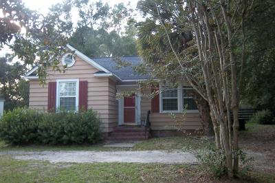 Walterboro Single Family Home For Sale: 115 Howell Street
