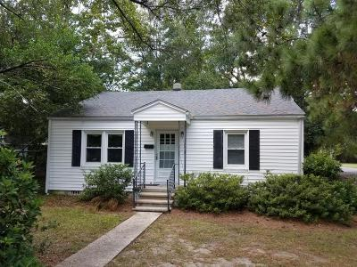 Mount Pleasant Single Family Home For Sale: 686 McCants Drive