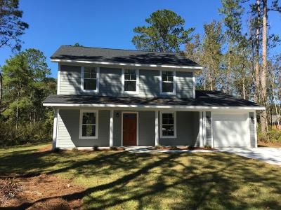 Johns Island Single Family Home For Sale: 3414 Dunwick Drive