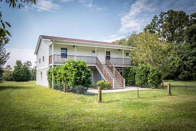 Single Family Home For Sale: 4635 Flounder Lake Drive