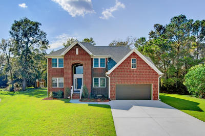 Charleston Single Family Home Contingent: 300 Lindrick Court