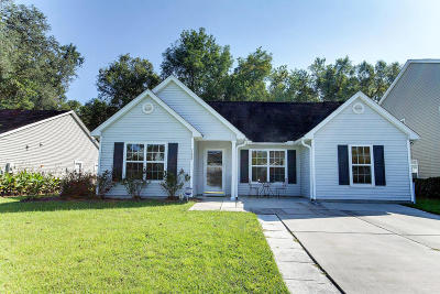Summerville Single Family Home For Sale: 5133 Ballantine Drive