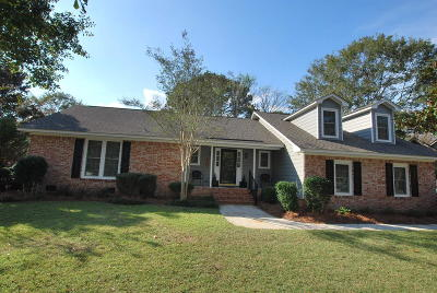 Mount Pleasant Single Family Home For Sale: 771 Gypsy Lane