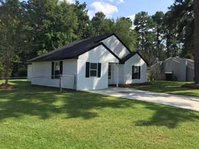 Ladson Single Family Home For Sale: 1261 Maryland Drive