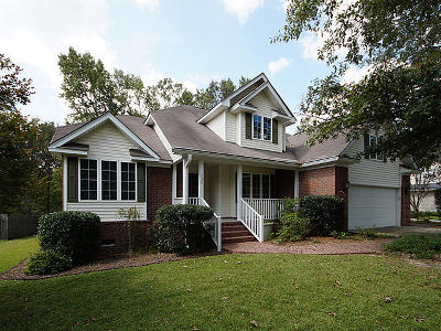 Goose Creek Single Family Home For Sale: 139 Winding Rock Road