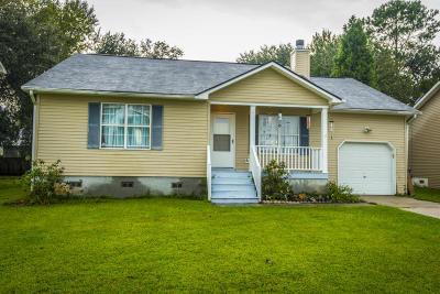 Goose Creek Single Family Home For Sale: 125 Evergreen Magnolia Avenue