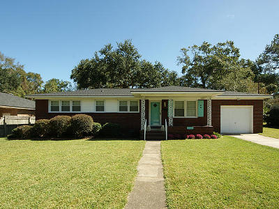 North Charleston Single Family Home For Sale: 5118 Pittman Street