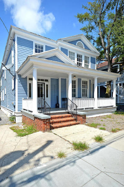 Charleston Multi Family Home For Sale: 168 Spring Street