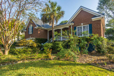 Charleston Single Family Home For Sale: 1377 Tidal Creek Cove