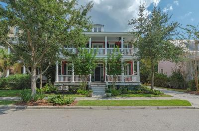 Mount Pleasant Single Family Home For Sale: 320 Bridgetown Pass
