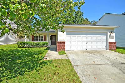 North Charleston Single Family Home For Sale: 8074 Long Shadow Lane