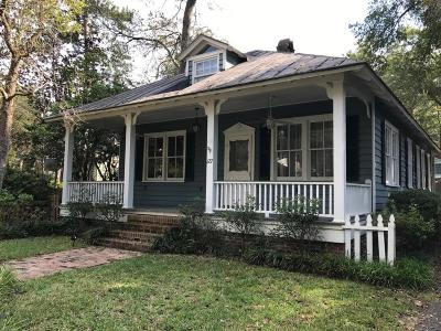 Summerville Single Family Home For Sale: 122 W 5th S Street