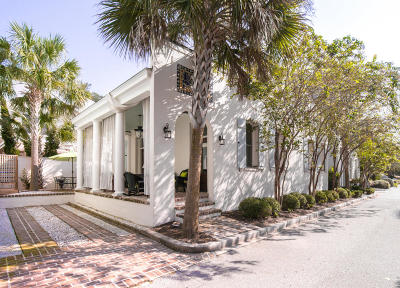 Mount Pleasant Single Family Home For Sale: 46 Sanibel Street